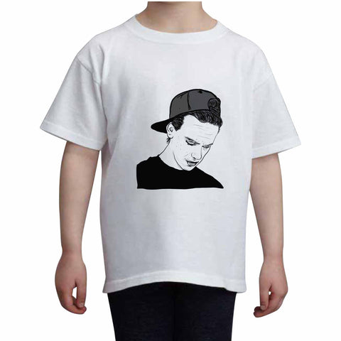 Logic Kids White Tee (Unisex)