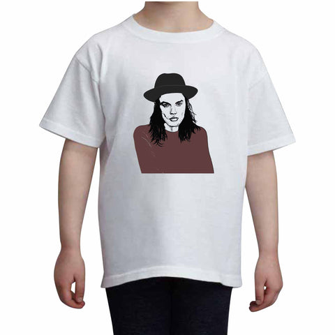 James Bay Kids White Tee (Unisex)