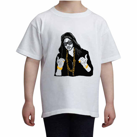2 Chainz Kids White Tee (Unisex)