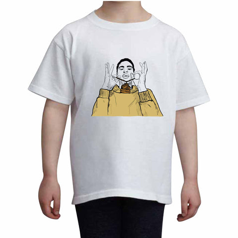 Jay Critch Kids White Tee (Unisex)