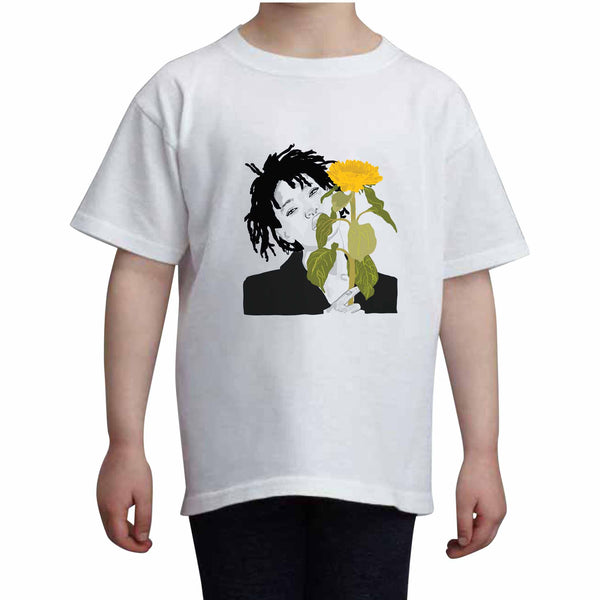Willow Smith Kids White Tee (Unisex) // Babes & Gents // www.babesngents.com