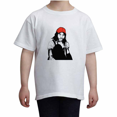 Devonte Hynes Kids White+Grey Tee (Unisex)