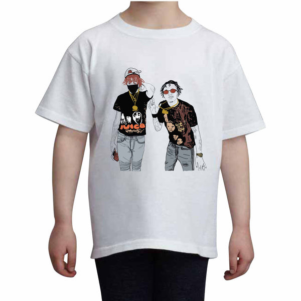 Famous Dex and Rich the Kid Kids White Tee (Unisex) // Babes & Gents // www.babesngents.com