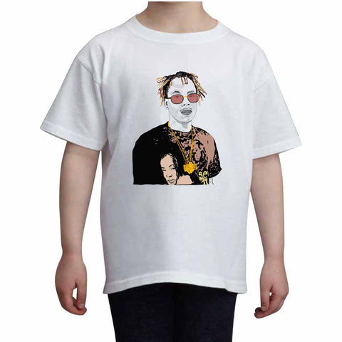 Rich the Kid Kids White Tee (Unisex)