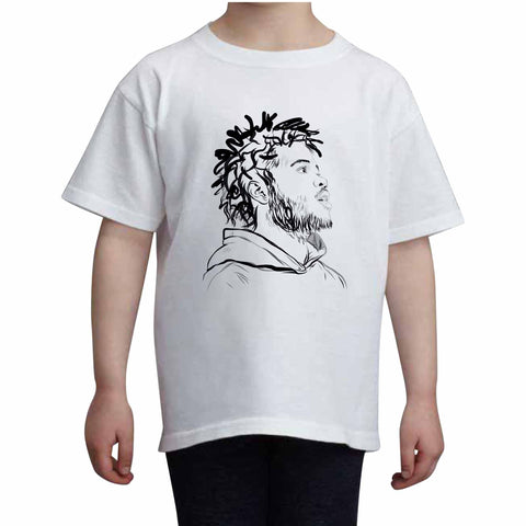 Capital Steez Kids White Tee (Unisex)