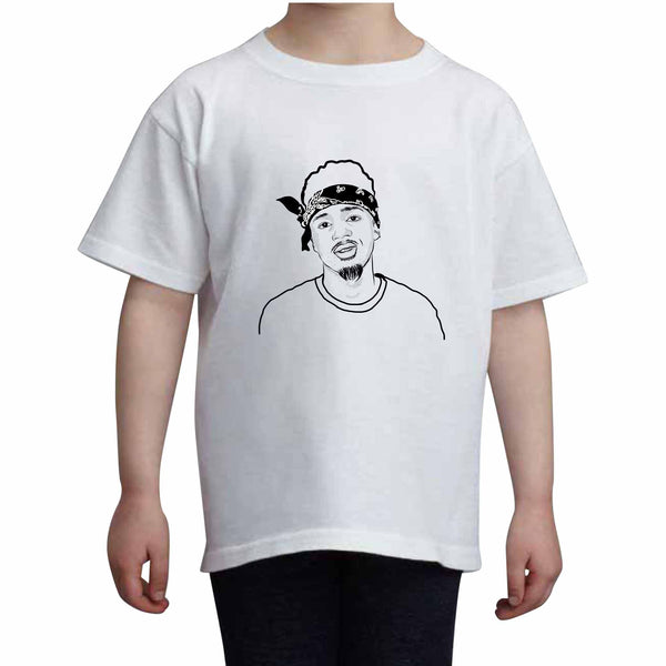 Metro Boomin Kids White Tee (Unisex) // Babes & Gents // www.babesngents.com