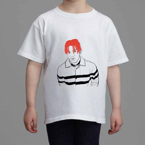 Lil Yachty Kids White Tee (Unisex)