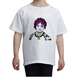Lil Uzi Vert Color Kids White Tee (Unisex) // Babes & Gents // www.babesngents.com