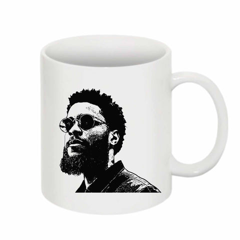 Big K.R.I.T 11 0Z Ceramic White Mug
