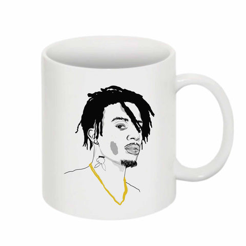 Playboi Carti 11 0Z Ceramic White Mug