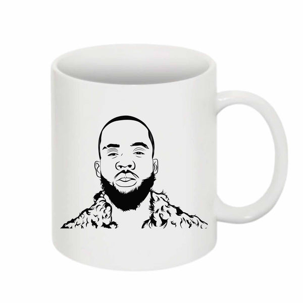 Tory Lanez I Told You Say 11 0Z Ceramic White Mug // Babes & Gents // www.babesngents.com