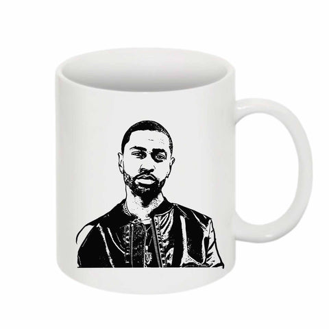 Big Sean 2 11 0Z Ceramic White Mug