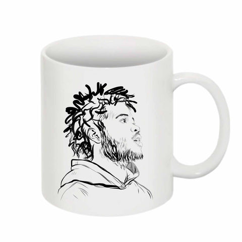 Capital Steez 11 0Z Ceramic White Mug