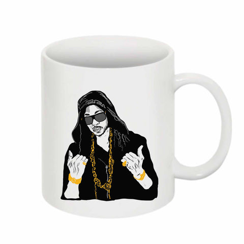 2 Chainz 11 0Z Ceramic White Mug