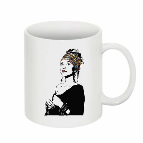 Lauren Daigle 11 0Z Ceramic White Mug
