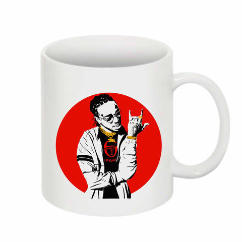 Quavo 11 0Z Ceramic White Mug