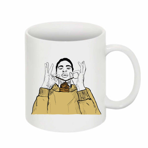 Jay Critch 11 0Z Ceramic White Mug