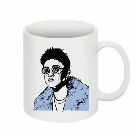 Rich Chigga Rich Brian 11 0Z Ceramic White Mug