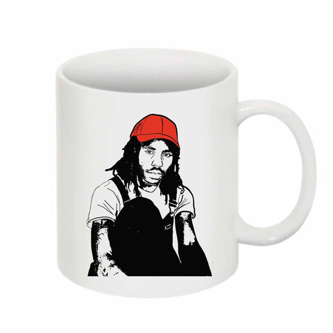Devonte Hynes 11 0Z Ceramic White Mug