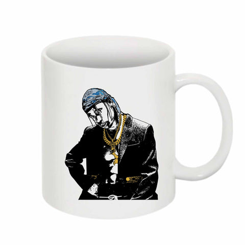 Travis Scott Astroworld 11 0Z Ceramic White Mug