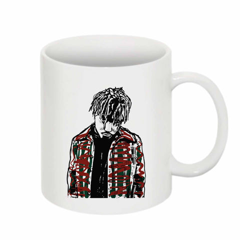Juice Wrld 11 0Z Ceramic White Mug