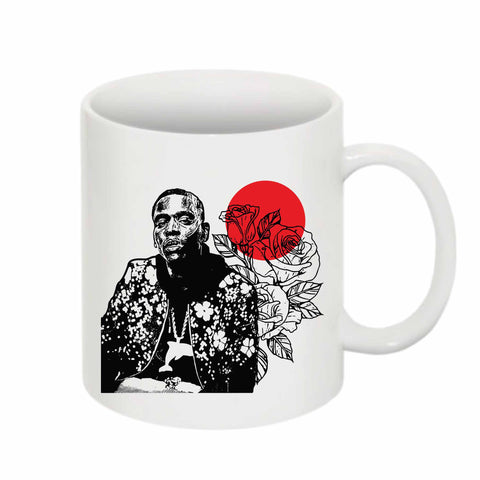Young Dolph 11 0Z Ceramic White Mug