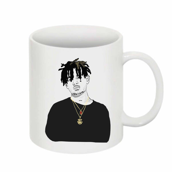 Smoke Purpp 11 0Z Ceramic White Mug // Babes & Gents // www.babesngents.com