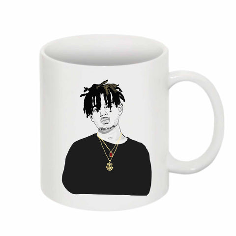 Smoke Purpp 11 0Z Ceramic White Mug