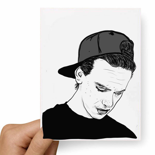 Logic Valentines / Anniversary / Birthday / Christmas Card // Babes & Gents //  www.babesngents.com