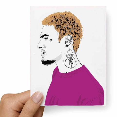 Wifisfuneral Postcard