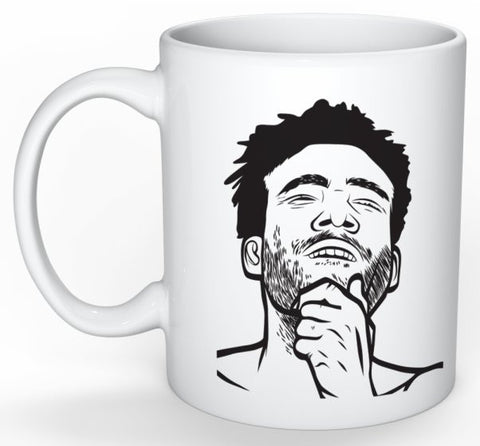 Childish Gambino 11 0Z Ceramic White Mug // Donald Glover 3005
