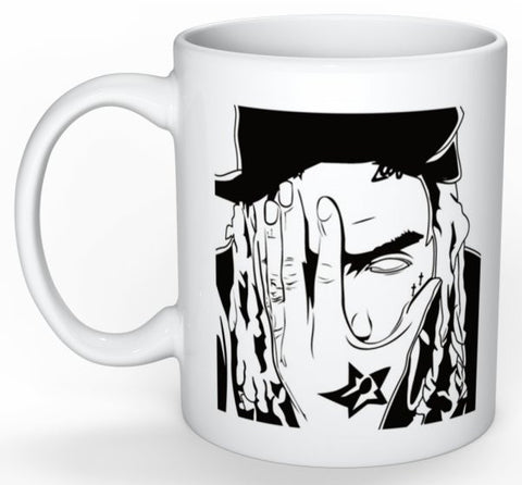 Fetty Wap 11 0Z Ceramic White Mug // 1738 RemyBoyz Trap Queen My way Zoo