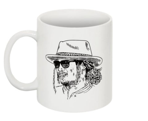 Future Hendrix 11 0Z Ceramic White Mug // Freebandz DS2 what a time Dirty Sprite