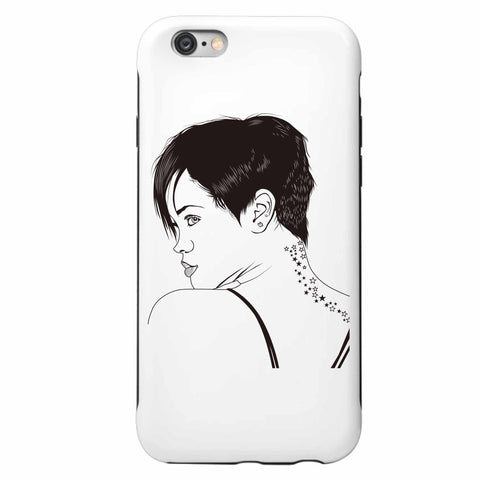 Rihanna Apple IPhone 4 5 5s 6 6s Plus Galaxy Case // my money fourfiveseconds badgalriri r8 anti