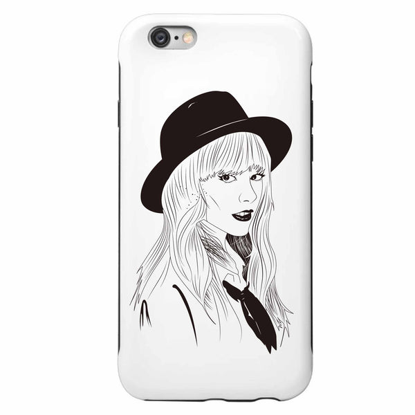 Taylor Swift Apple IPhone 4 5 5s 6 6s Plus Galaxy Case // 1989 Shake it off unique artsy // Babes & Gents // www.babesngents.com