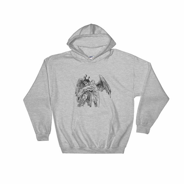 Travis Scott ''Birds'' Grey Hoodie Sweater (Unisex) , Babes & Gents, Ottawa