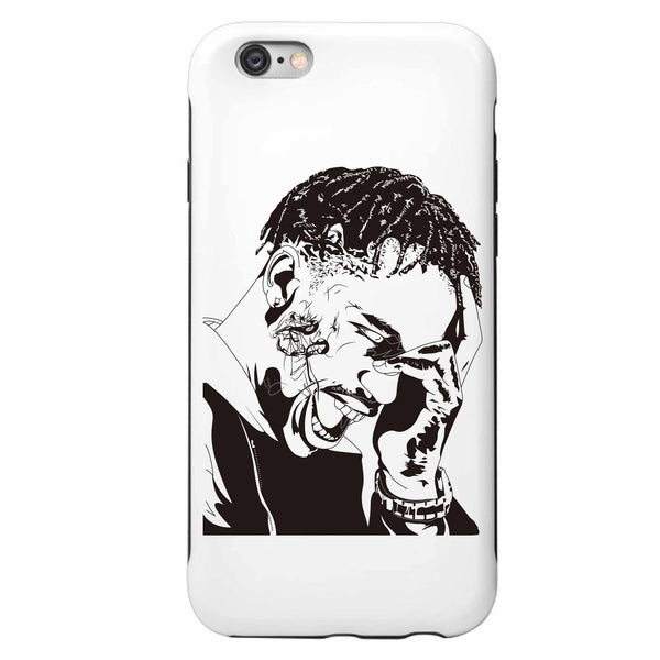 Travis Scott La Flame Rodeo Apple IPhone 4 5 5s 6 6s Plus Galaxy Case // Babes & Gents // www.babesngents.com