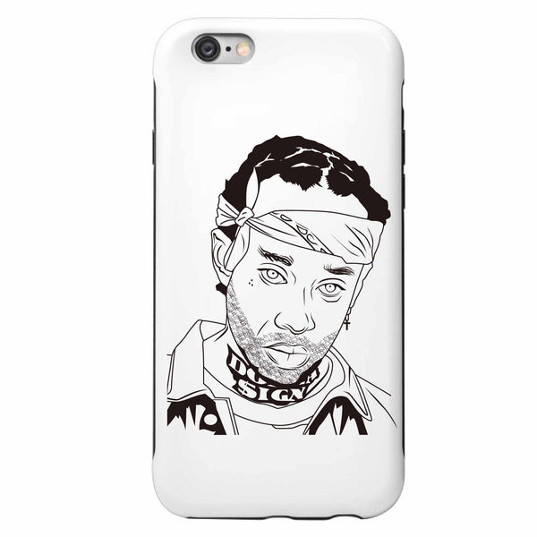 Ty Dolla Sign Apple IPhone 4 5 5s 6 6s Plus Galaxy Case // TYS Free TC Blase Airplane Mode Taylor Gang // Babes & Gents // www.babesngents.com
