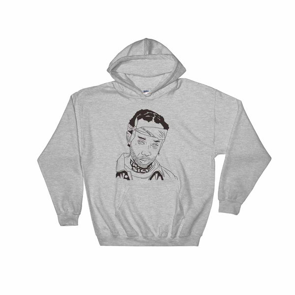 Ty Dolla Sign Grey Hoodie Sweater (Unisex) , Babes & Gents, Ottawa