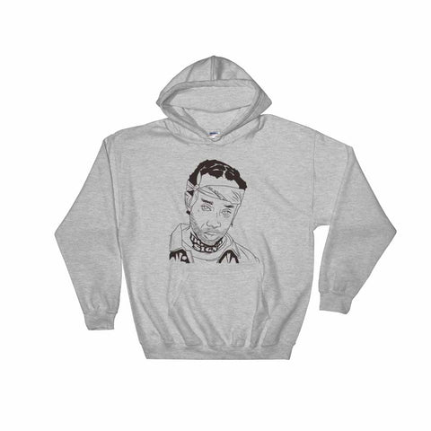 Ty Dolla Sign Grey Hoodie Sweater (Unisex)