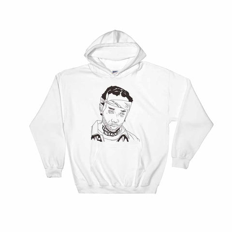 Ty Dolla Sign White Hoodie Sweater (Unisex)
