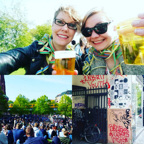 First of May in Berlin