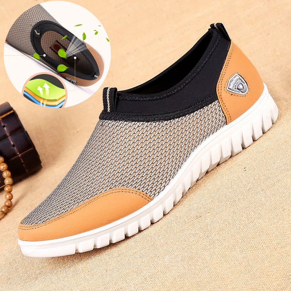 Mesh Hollow-out Men's Sneakers Shoes