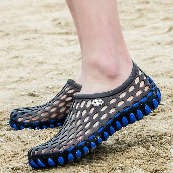 Sneakers Mens Slip On Quick Drying Water Shoes