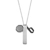 DOG TAG PENDANT - Bridget King Jewelry