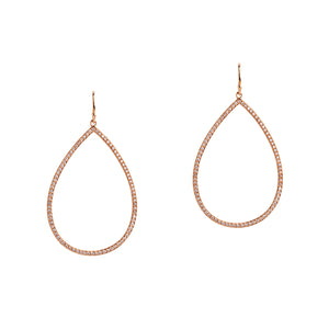 SMALL, MEDIUM & LARGE DIAMOND TEARDROPS - Bridget King Jewelry