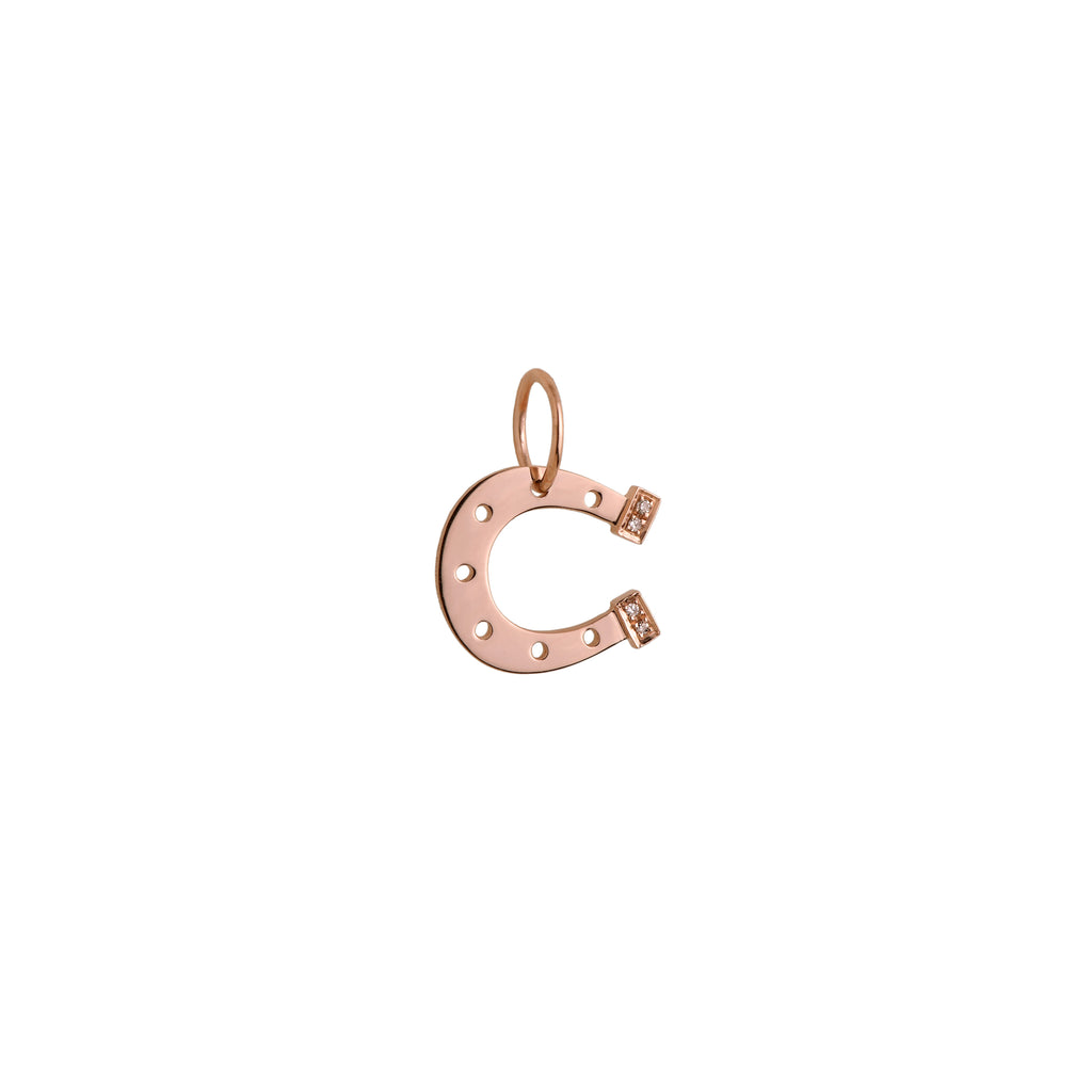 MINI HORSESHOE PENDANT