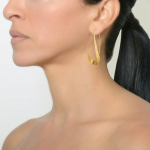 WINGS EARRINGS 2 1/2″ - Bridget King Jewelry