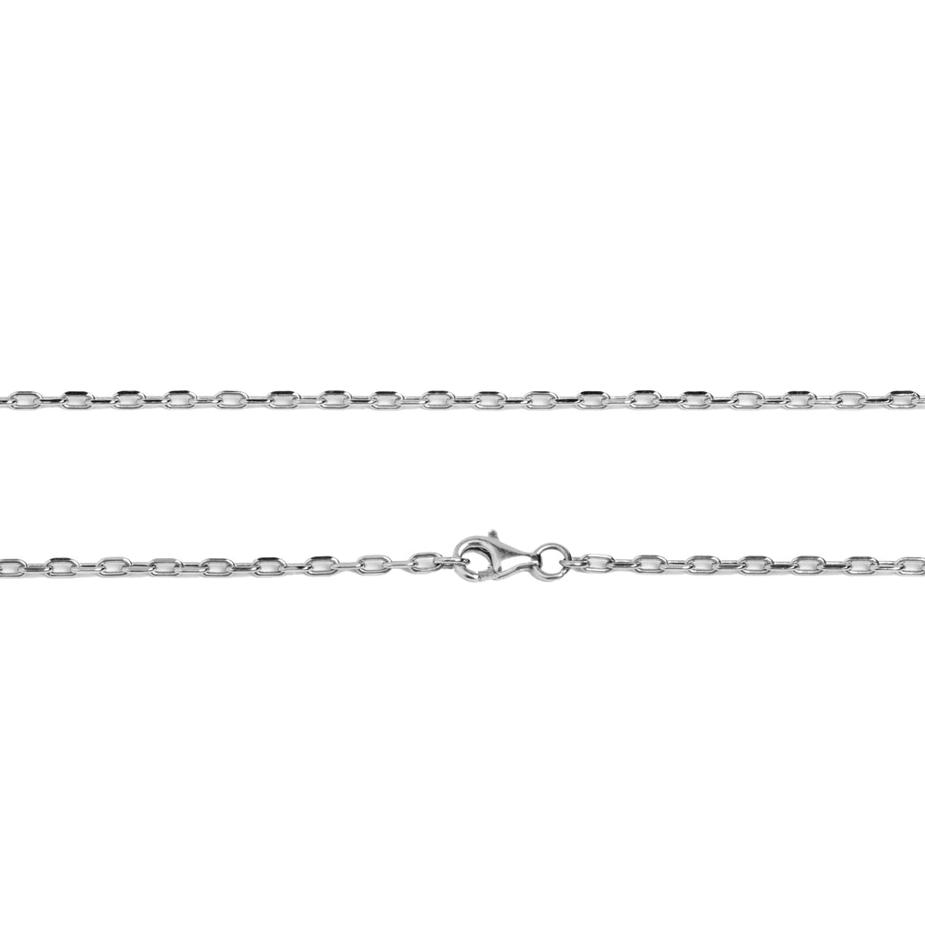 "LONG LINK 28"" CHAIN - Bridget King Jewelry"