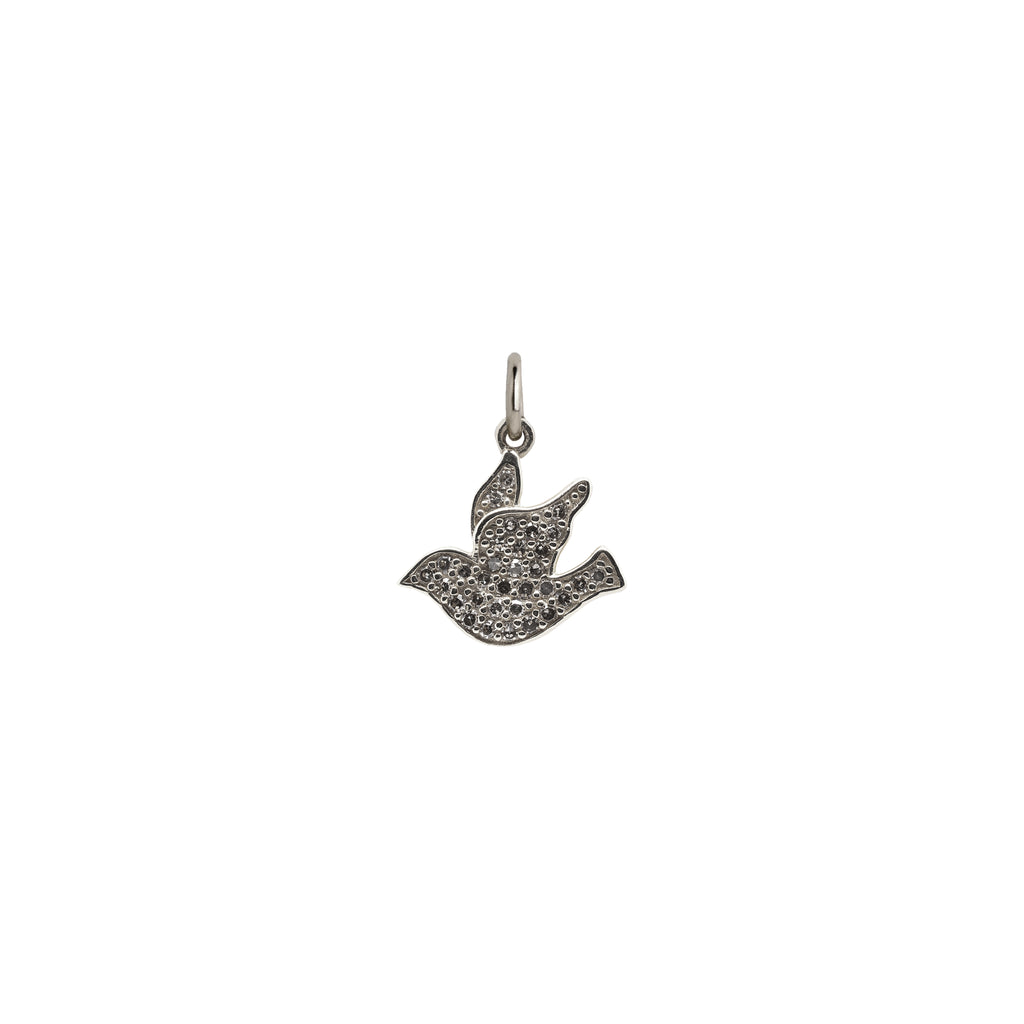 MINI DOVE PENDANT - Bridget King Jewelry